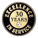 Excellence 29 Years in Service